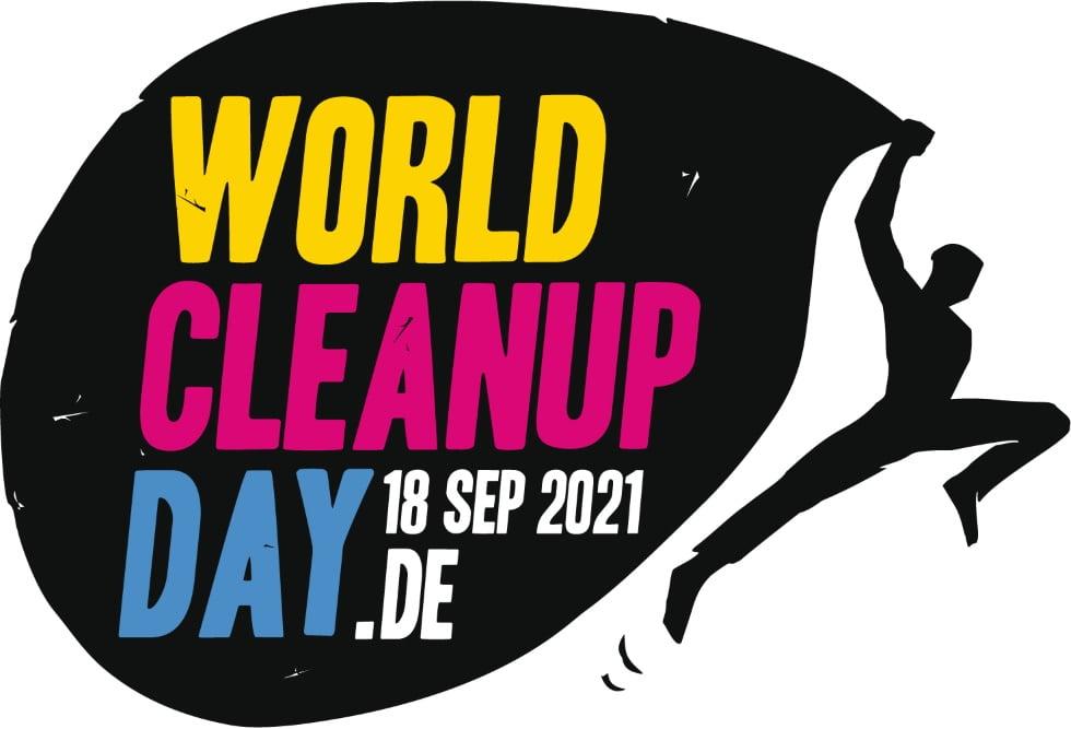 WorldCleanupDay in Unterschleißheim